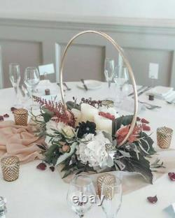 10Pcs/Lot New Design Wedding Table Arch Centerpiece For Mariage Party Event Wedd