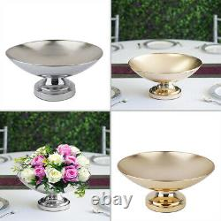 15 tall Compote Bowl Centerpiece Pedestal Table Vases Wedding Home Decorations