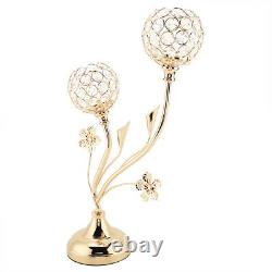 Candle Holder Coffee Table Decorative Centerpiece Candlestick For Wed JY