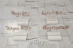 Clear Acrylic Perspex Table Numbers or Names With Holders A5 Any Design