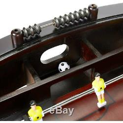 Coffee Table Storage with Football Game Living Room Centerpiece Functional Decor