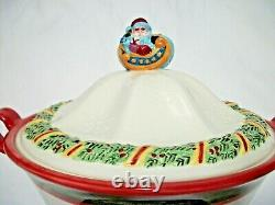 Radko 1997 CHRISTOPHER'S TREE Vintage Soup Tureen TABLE CENTERPIECE New in Box