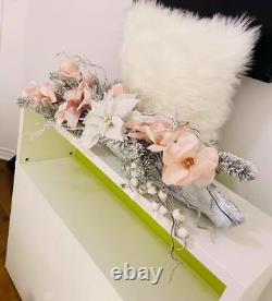 Table Center Piece Christmas Decoration Table Center Piece Luxury New